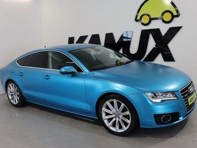 käytetty Audi A7 3.0 V6 TDI quattro S-tronic +BOSE +4x istuinlämmitin +ACC +Istuinten ilmastointi