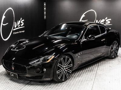 käytetty Maserati Granturismo S 4,7l V8, 323kW / 440hv, 22 -tuumaiset alumiinivanteet/kesä, 20 -tuumaiset alumiinivanteet/talvi, ...