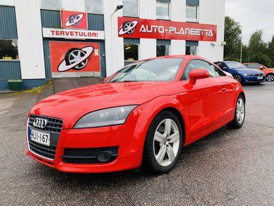 käytetty Audi TT COUPE 2.0 TFSI 147kW AUTOMAATTI, HIENO SUOMIAUTO! Jakohihna vaihdettu