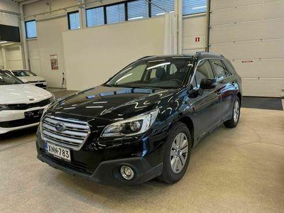käytetty Subaru Outback 2,5i Ridge CVT - Suomi-auto, 1-Omistaja, Neliveto, Webasto, Bluetooth, KATSO KILOMETRIT***