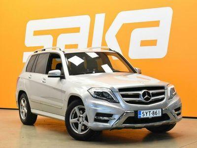 käytetty Mercedes GLK220 CDI BE A Prem. Business 4MATIC ** AMG-STYLING / Nahka-alcantara / Koukku / ILS / IHC / Parkkitutkat **