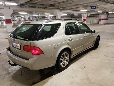 used Saab 9-5 Wagon