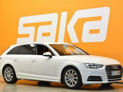 käytetty Audi A4 Avant Land of quattro Edition 2,0 TDI 140 kW quattro S tronic ** Suomiauto / Eberspächer / Matrix LED / Sporttipenkit **