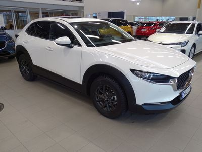 käytetty Mazda CX-30 2,0 M Hybrid Skyactiv-X Dynamic Business MT SR