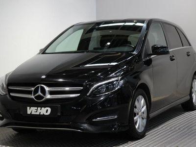 käytetty Mercedes B180 d A