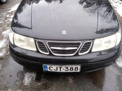 käytetty Saab 9-5 busines 2.3 aut. EILEN KATSASTETTU