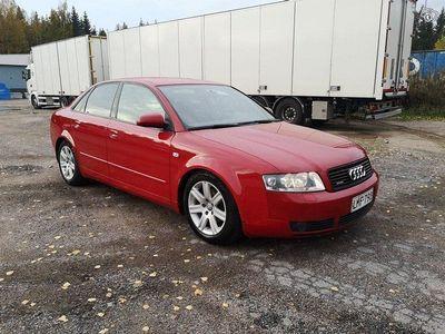 käytetty Audi A4 1.8t quattro 2002