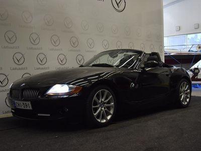 käytetty BMW Z4 3,0i ,Korko 1,99%, Kasko 1. vuosi 220e! Xenon, Nahat muistilla, Hienokuntoinen!