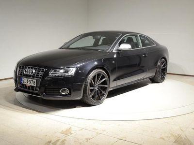 käytetty Audi S5 S5Coupé (AD) 3ov 4160cm3 - Bang & Olufsen hifit, kuljettajan istuin muistilla, navigointi!