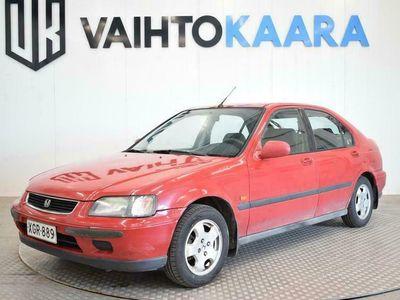 käytetty Honda Civic Civic 4D1.4I HATCHBACK # Koukku, Lohkari # Juuri leimattu #