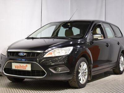 käytetty Ford Focus 2.0 145 Ghia Wagon / LÖYTÖPIHA !