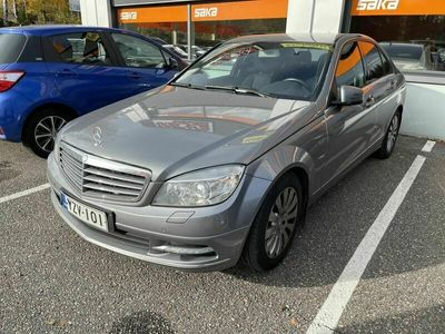 käytetty Mercedes C250 CDI BE 4Matic A Premium Business