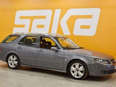 käytetty Saab 9-5 Wagon 2,3t Vector M5 Cruise /