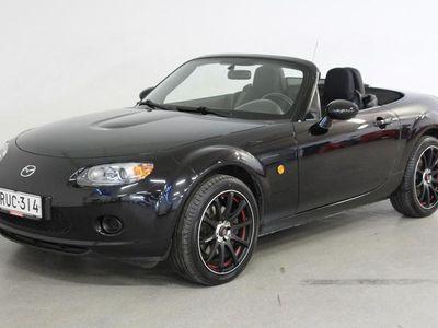 käytetty Mazda MX5 1,8 Roadster 5MT 2d - *** Poistohintaan talven kynnyksellä! ***