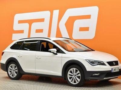 käytetty Seat Leon X-Perience 1,6 TDI 110 4Drive ** Webasto / Taloudellinen nelikko / LED valot / Bluetooth / Vakkari **