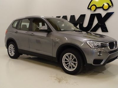 käytetty BMW X3 F25 xDrive20d A Business Advantage // HUD // NAVI // NAHAT //
