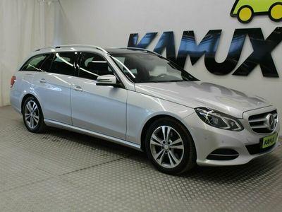 käytetty Mercedes E350 A Premium Business Avantgarde / Webasto / Koukku / ILS / DTR+ / Comand / harman/kardon