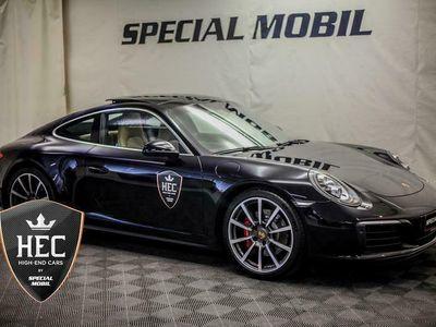 käytetty Porsche 911 Carrera 4S Coupé PDK ,20 Pyörät,Bose,Sport Putkisto,PDLS