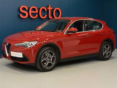 käytetty Alfa Romeo Stelvio 2,0 Bensiini 280hp A AWD First Edition