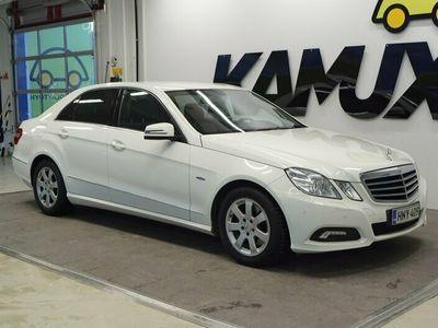 käytetty Mercedes E250 ECDI man. /Avantgarde