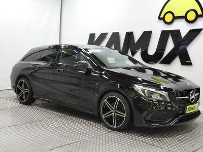 käytetty Mercedes CLA200 Shooting Brake / Alv.väh / AMG-styling / Huippusiisti /