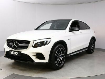 käytetty Mercedes GLC350 e Coupé 4Matic A Premium Bsn AMG