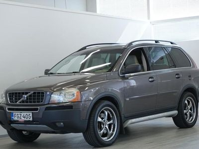käytetty Volvo XC90 V8 AWD Summum 5h A - Juuri katsastettu, Suomiauto, Tulossa myyntiin!