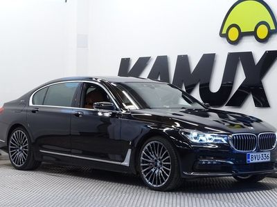 käytetty BMW 740 740 G12 Sedan Le iPerformance A xDrive Business Exclusive