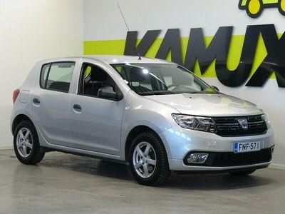 käytetty Dacia Sandero TCe 90 Ambiance / TULOSSA MYYNTIIN! / VARATTAVISSA HETI!