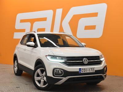 käytetty VW T-Cross - Sport 1,0 TSI 85 kW DSG-automaatti ** Digimittaristo / Adapt. cruise / Blis / Tutkat **