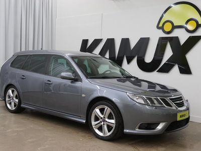 käytetty Saab 9-3 SportCombi 2.8 Turbo V6 XWD Automatic, 280hp, 2008