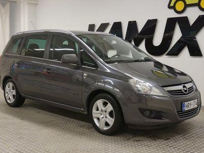 käytetty Opel Zafira 5-ov Enjoy 111 Ultimate 1,8 Ecotec ** Suomi-auto / Huoltokirja / vakkari **