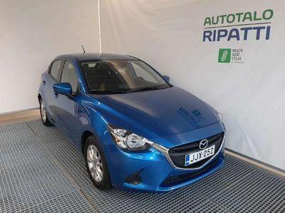käytetty Mazda 2 5HB 1,5 (90) SKYACTIV-G Premium 5MT 5ov AC1 Täyd.merkkiliikkeen huoltokirja/uudet kesärenkaat