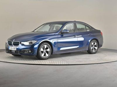 käytetty BMW 330e 3 Serie F30 SedanA Business Exclusive- ACC, Comfort Access, Nahat-