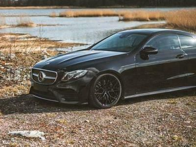 käytetty Mercedes E300 ECoupé AMG // Facelift // Luxury sisusta // Burmester // 360 kamera // HUD // Sport putkisto // Wid...