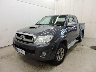 käytetty Toyota HiLux Extra Cab 2,5 D-4D 4WD 144 SR