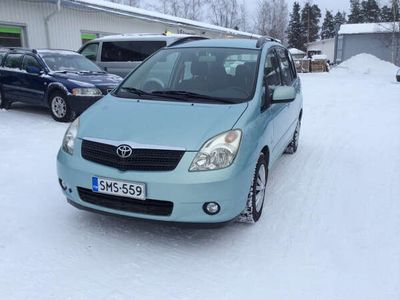 käytetty Toyota Corolla Verso 1.6VVTi