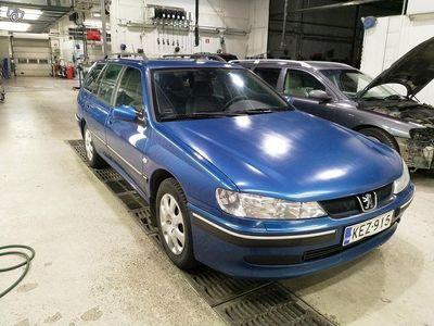 käytetty Peugeot 406 1.8 sw 15.11 katsastettu!