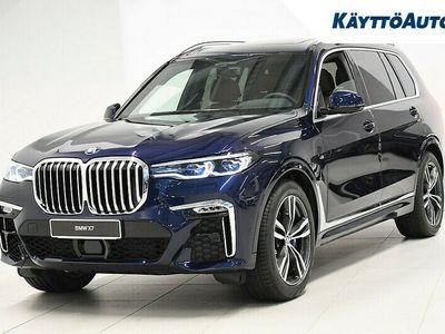 käytetty BMW X7 xDrive40d MHEV TB41