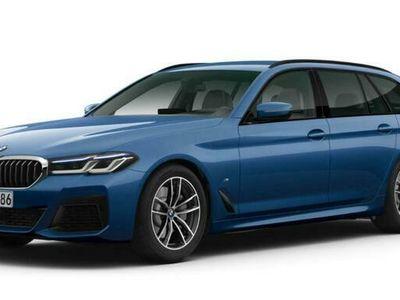 käytetty BMW 520 5-sarja 5-sarja G31 Touring d A xDrive MHEV - Comfort istuimet - Winter - Vetokoukku - Laser ajovalot - Harman Kardon