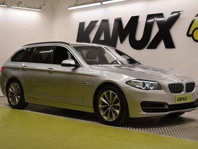 käytetty BMW 520 F11 Touring /TULOSSA MYYNTIIN/ NAVI / XENONIT / TUTKAT /