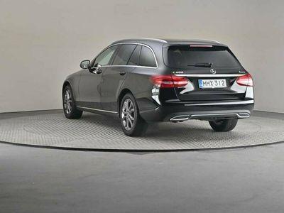 käytetty Mercedes C200 T 4Matic A Premium Business- Vetokoukku-