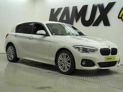 käytetty BMW 118 d xDrive 5-door Manuell, 150hv*M-SPORT