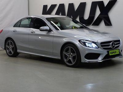 käytetty Mercedes C220 d 4Matic A AMG Premium Edition / Tulossa myyntiin / Webasto / Neliveto /