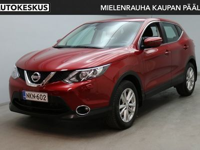 käytetty Nissan Qashqai DIG-T 115 Acenta 2WD 6M/T E6 Safety Pack