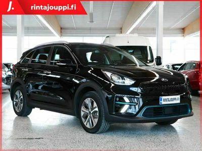 käytetty Kia Niro Electric EX 64 kWh 204 hv Advanced *** TARJOUS 1,99% KORKO + KULUT, Tehdastakuu, J. kotiintoimitus