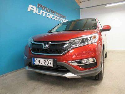 käytetty Honda CR-V 2.0 i-VTEC 155hv Aut. 4WD Executive *WEBASTO*LASIKATTO*