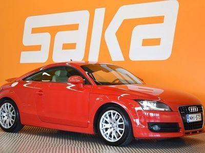 käytetty Audi TT Coupé 3,2 184 kW quattro S tronic** Merkkihuollettu / Suomiauto / BOSE / Nahat / Xenon **
