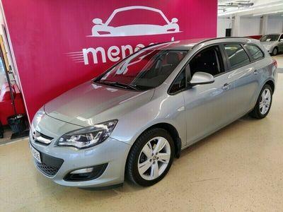 käytetty Opel Astra Sports Tourer Drive 1,4 Turbo ecoFLEX Start/Stop 103kW MT6 - * TUTKAT EDESSÄ JA TAKANA, VAKKARI, 2,OM *
