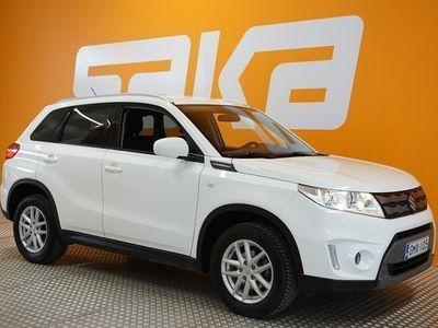 käytetty Suzuki Vitara 1,6 VVT 4WD GL+ 5MT ** Juuri huollettu! / Suomi-auto / Adapt. cruise / Bluetooth / Peruutuskamera **